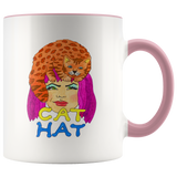 Cat Hat Mug in 7 Colors