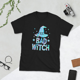Bad Witch T-Shirt Halloween