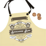 "Personalize this Apron ""The Sourdough King"""