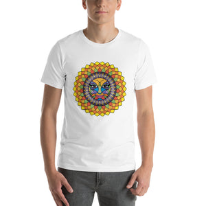 Tuscan Sunshine Girl Short-Sleeve Unisex T-Shirt up to 4X by Amanda