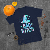 Halloween T-Shirt Bad Witch