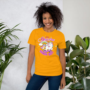 Short-Sleeve Unisex T-Shirt Gold / S {{ crystalmagicdesigns }}