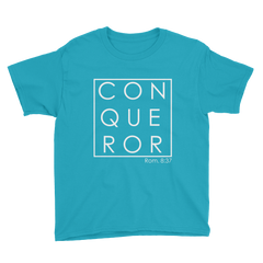 Conqueror Youth Short Sleeve T-Shirt