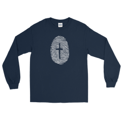 Fingerprint Long Sleeve T-Shirt