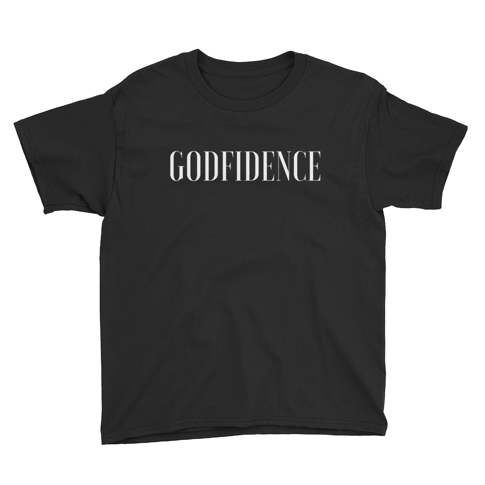 Godfidence Youth Short Sleeve T-Shirt