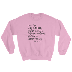 Fruits of The Spirit Sweatshirt