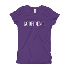 Godfidence Girl's T-Shirt
