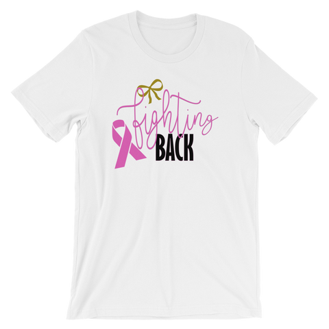Fighting Back Short-Sleeve Unisex T-Shirt