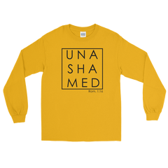 Unashamed Long Sleeve T-Shirt