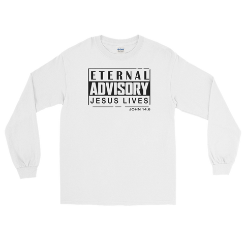 Eternal Advisory Long Sleeve T-Shirt