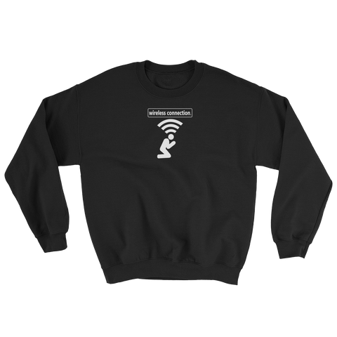 Wireless Connection Sweatshirt