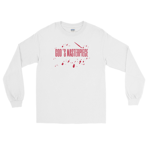 God's Masterpiece Long Sleeve T-Shirt