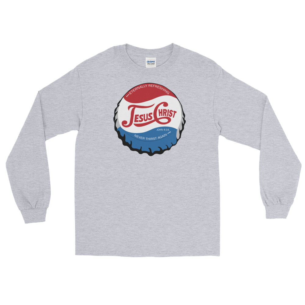 Eternally Refreshing Long Sleeve T-Shirt