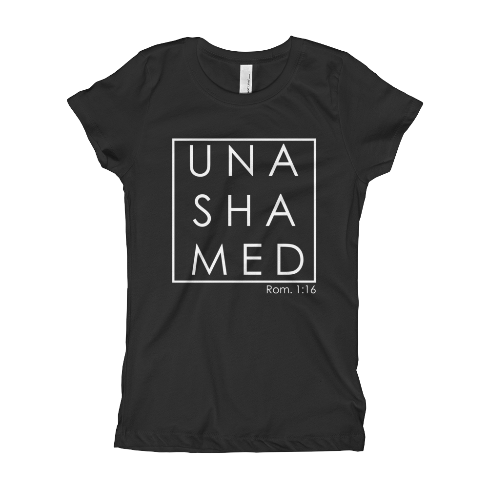 Unashamed Girl's T-Shirt