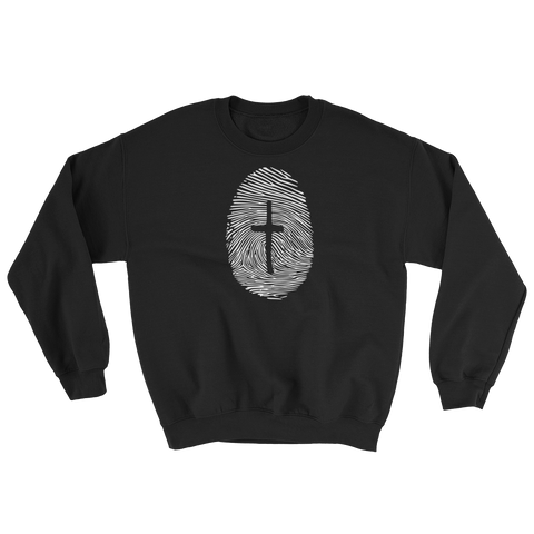 Fingerprint Sweatshirt