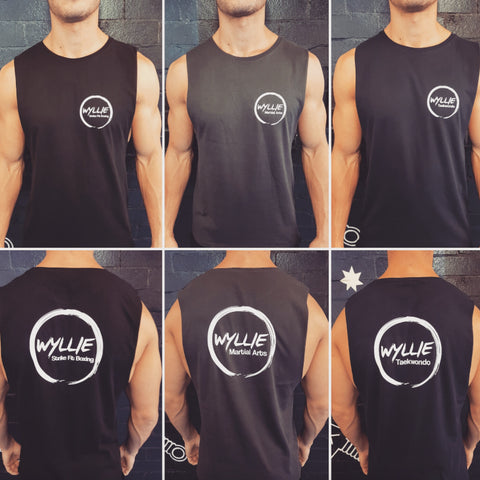 Wyllie Martial Arts Singlet