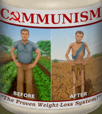 Communist Weight Loss Plan Short-Sleeve T-Shirt