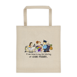 Bag Tax Square Bottom Tote bag