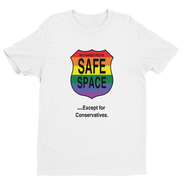 Not so Safe Space Short Sleeve T-shirt