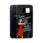 A Vote Against Women Samsung Phone Cases