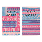 Field Notes United States of Letterpress, Pack B