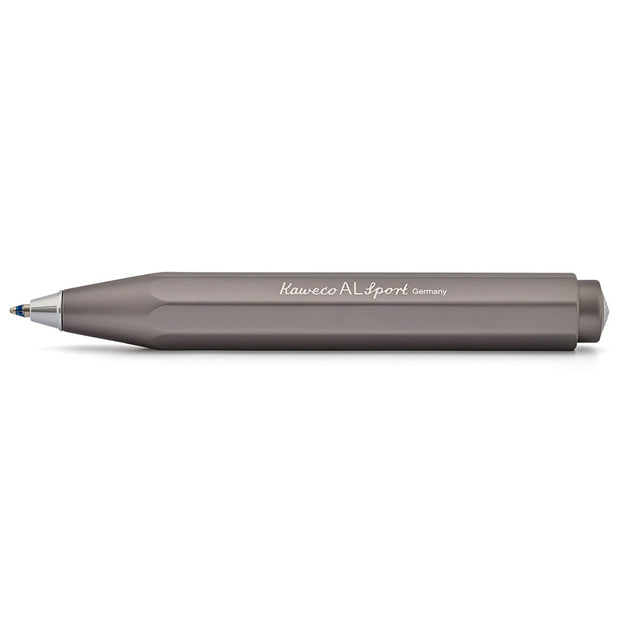 Kaweco AL Sport Ball Pen Anthracite - noteworthy