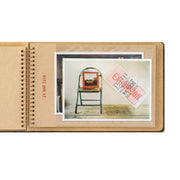 Traveler´s Company B6 Photo File Spiral Ring Notebook - noteworthy