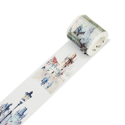 BGM Special, Washi Tape, Travel Czech Republic - noteworthy