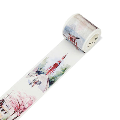 BGM Special, Washi Tape, Travel Japan - noteworthy