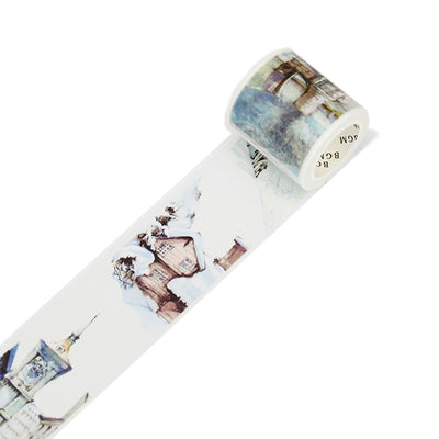 BGM Special, Washi Tape, Travel Switzerland - noteworthy