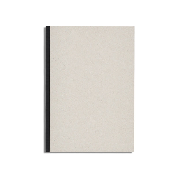 Kunst & Papier Binderboard Sketchbook, Hardcover A4 - Black