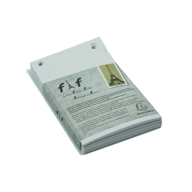 Exacompta Bloc FAF Note Pad Refill - noteworthy