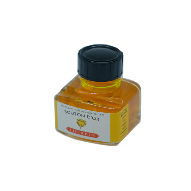 J. Herbin Bouton d´Or (Buttercup) Ink Bottle - 30ml