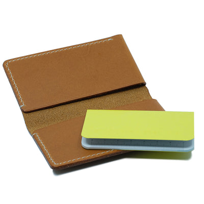Raymay Card Size 2021 Monthly Diary - Yellow