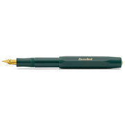 Kaweco Classic Sport Fountain Pen Green - noteworthy