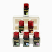 TWSBI 1791 Ink 18ml - Set of 6 colours