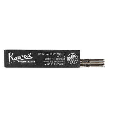 Kaweco D1 Soul Refill  0.8 mm pack of 5 - noteworthy