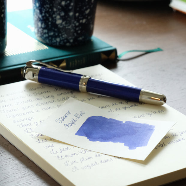 Kaweco Royal Blue Ink Bottle - 30ml