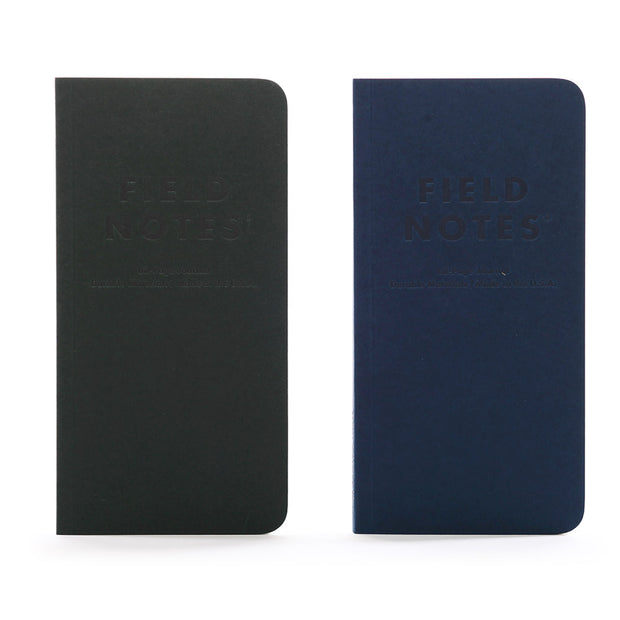 Field Notes, End Papers Personal Journals - Set of 2 - noteworthy