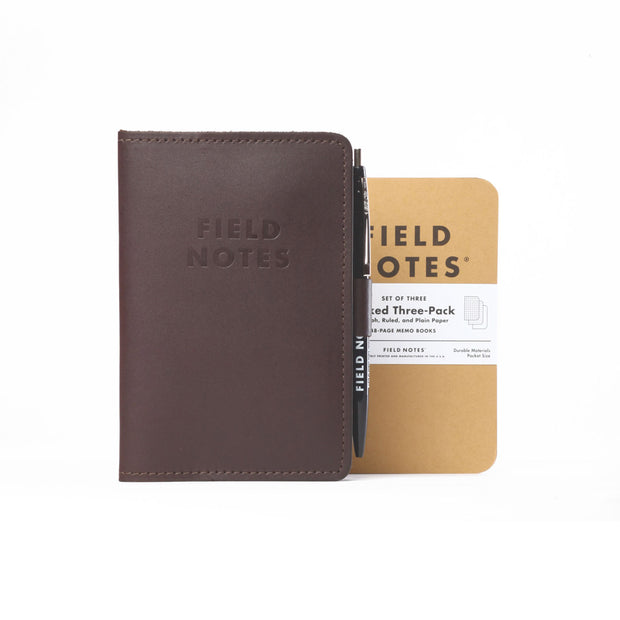 Field Notes Leather Daily Carry - noteworthy