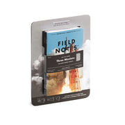 Field Notes, Three Missions Memo Books - Set of 3 - noteworthy