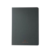 Kawachiya Kunisawa Find Note Hard Notebook, A5 , Grid - Grey - noteworthy