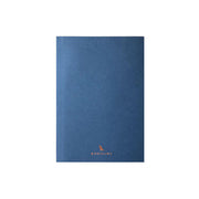 Kawachiya Kunisawa Find Slim Note Notebook, A5 , Grid - Midnight Blue - noteworthy