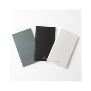 Kawachiya Kunisawa Find Smart Notebook, Grid - White - noteworthy