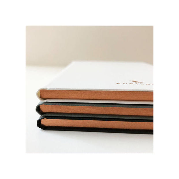 Kawachiya Kunisawa Find Smart Notebook, Grid - White