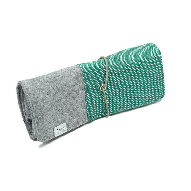 King Jim Frio Pen Roll - Green