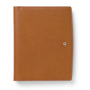 Graf von Faber-Castell Writing Case A5, Epsom Leather - Brown