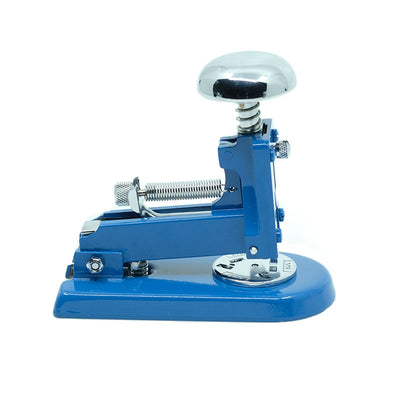El Casco Desk Stapler, Blue - noteworthy