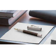 Graf von Faber-Castell Classic Grenadilla Fountain Pen with Fine Nib