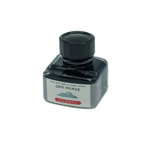 J. Herbin Gris Nuage ( Cloud Gray ) Ink Bottle - 30ml